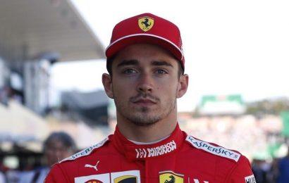 Charles Leclerc 'needs to' help Ferrari improve race strategy