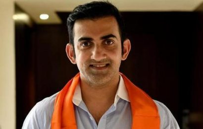 'It'll be a waste if Dada doesn't get more than 10 months as BCCI chief,' Gautam Gambhir on Sourav Ganguly