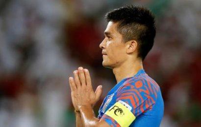 Indian football team heavily dependent on Sunil Chhetri: Bhaichung Bhutia