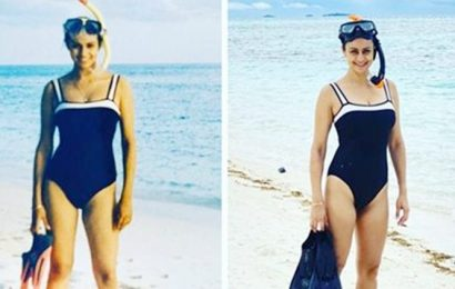 Gul Panag shares two decade old photo, internet says she's timeless