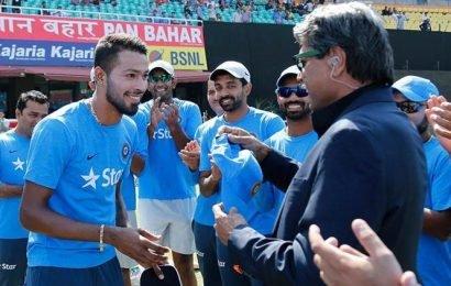 'What a memorable journey it's been': Hardik Pandya recalls ODI debut against New Zealand