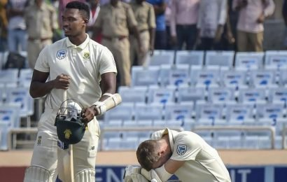 'A real concern':Former England skipper slams South Africa after series whitewash