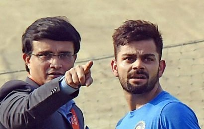 Sourav Ganguly wants Virat Kohli to focus on winning 'big tournaments'