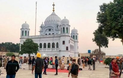 Signing of Kartarpur agreement deferred