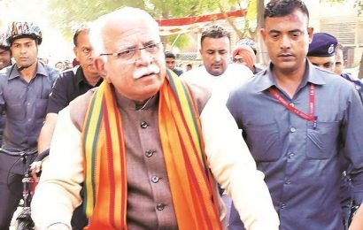 Haryana elections: Overall turnout corrected to 68.47 per cent, still lowest in 19 years