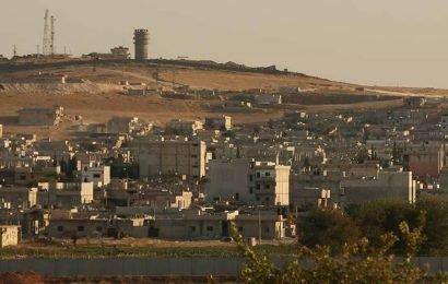 Syrian forces enter key border town, blocking Turkish plans