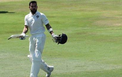 Virat Kohli closes in on Steve Smith in Test rankings