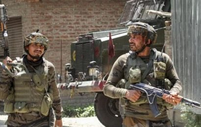 Two militants killed in south Kashmir's Awantipora