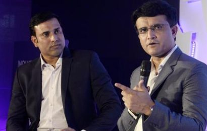 'When I entered his room I was shocked,' Laxman shares details of Ganguly's early days in cricket administration