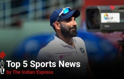 Top Sports News Headlines Today, October 9, 2019: Shami's ice baths on the final day of Vizag Test