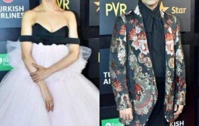MAMI 2019 Opening Ceremony: Deepika Padukone, Karan Johar, Taapsee Pannu dazzle on the red carpet | Bollywood Life
