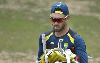 Australia's Glenn Maxwell pulls out of T20 series to deal with mental health issues