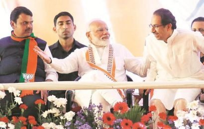 Shiv Sena: Why so many rallies by Modi-Shah if there's no opposition?