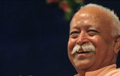 Mahatma Gandhi stood for social equality, harmony and translated his vision into action: Mohan Bhagwat