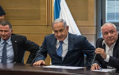 Benjamin Netanyahu fails to form a government, leaving Israel as divided as ever
