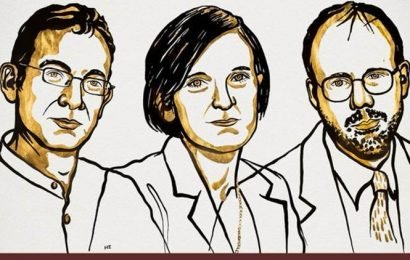 2019 Nobel Prize for Economics awarded to Abhijit Banerjee, Esther Duflo and Michael Kremer