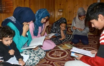 Kashmir students say not ready for exams, want cut in syllabus