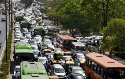 Delhi: 60 per cent of road accidents at 110 danger spots in capital, police survey finds