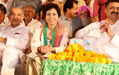 After Punjab crackdown, spike in drug cases in Haryana: Kumari Selja