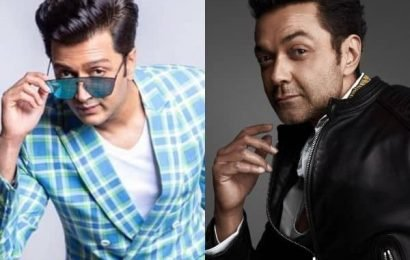Housefull 4: Riteish Deshmukh sure is a prank master, but Bobby Deol has some dirt on him too! [Exclusive] | Bollywood Life