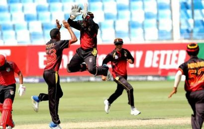 Papua New Guinea qualify for World T20