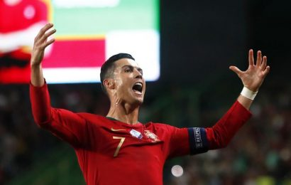 Euro 2020: Cristiano Ronaldo edges closer to century of international goals in Portugal win