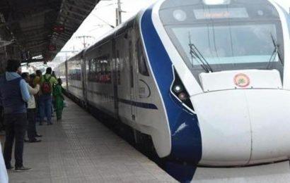 Passengers on board Vande Bharat Express stranded after train develops technical snag