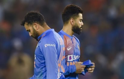 If Rohit can do what he did in ODIs, it will be great for Indian cricket: Virat Kohli