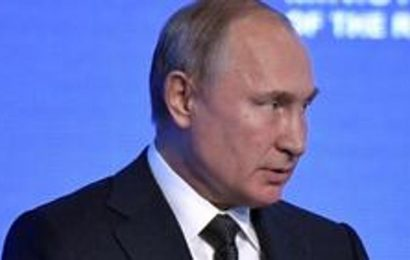 Vladimir Putin says Russia complying with all World Anti-Doping Agency demands