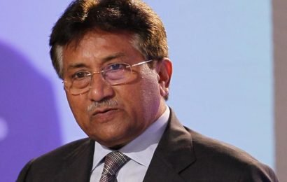 Kashmir is in the blood of the Pakistani nation: Musharraf says to his party workers