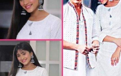 Shivangi Joshi ने पहना सफेद कुर्ता तो फैंस ने बनाया Moshin Khan के साथ खूबसूरत कोलाज, देखें तस्वीरें