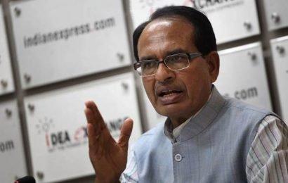 Shivraj Chouhan hits back at Congress ministers over road jibe