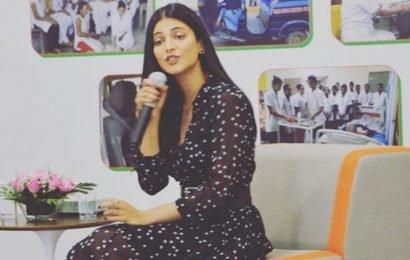 Shruti Haasan: At 20 I realised I don't want to be dependent on anyone