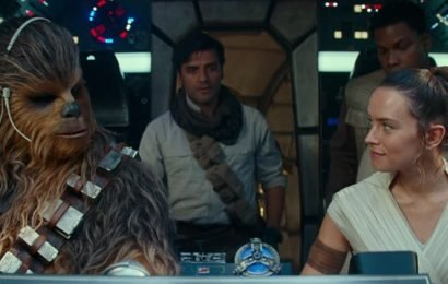 Star Wars The Rise of Skywalker trailer: The 42 year old saga comes to anend