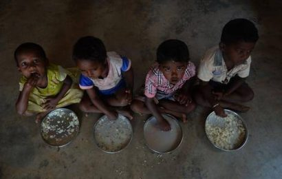Fortified food tackling malnutrition in Rajasthan