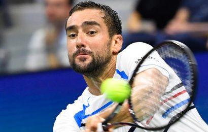 Marin Cilic, Milos Raonic make winning starts at Paris Masters