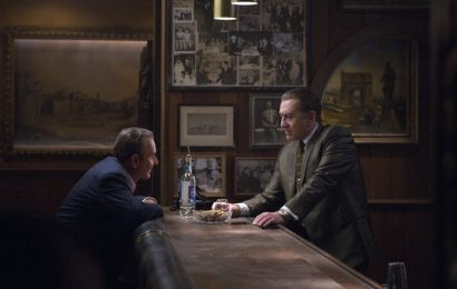 Martin Scorsese's The Irishman impresses audience at MAMI, gets standing ovation
