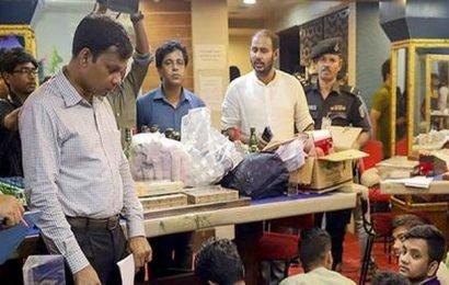 Hasina's crusade against corruption
