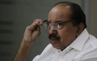 BJP-led Karnataka govt will fall on its own after Dec 5 bypolls: Moily