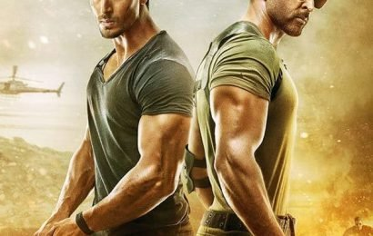 Hrithik Roshan-Tiger Shroff's War set to enter the Rs 450 crore club at the worldwide box office | Bollywood Life