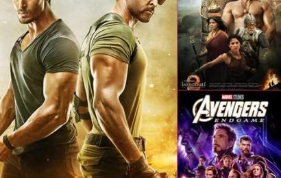 War box office: 5 records created by Hrithik Roshan-Tiger Shroff starrer on its first day | Bollywood Life