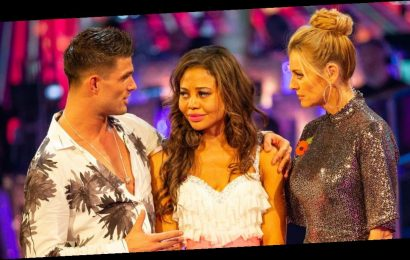 Strictly's Emma Weymouth says she was ill and injured during final performances