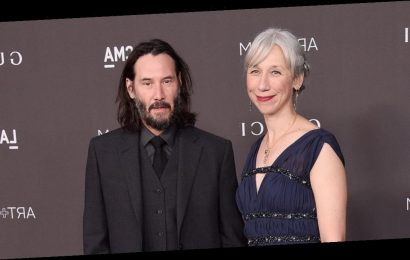 Keanu Reeves, 55, joins first girlfriend in decades Alexandra Grant at event