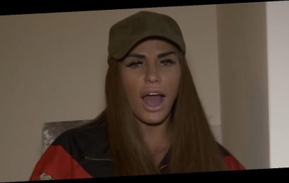 Katie Price begs for third I'm A Celebrity appearance