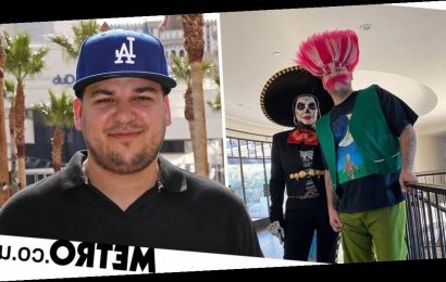 Rob Kardashian makes rare Instagram appearance in sweet snap with Kris Jenner