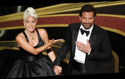 "Lady Gaga Looks Back on Performing at the Oscars with Bradley Cooper and ""Silly"" Dating Rumors"