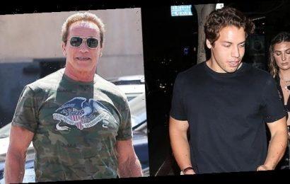 Joseph Baena Reveals Advice That 'Great Dad' Arnold Schwarzenegger Gives Him