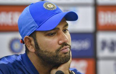 Rohit turns philosopher ahead of Delhi T20