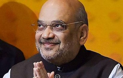 Congress stalled Ayodhya judgment, kept J&K issue hanging for 70 years: Amit Shah