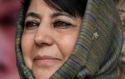 Shift my mother to place equipped for harsh winter: Mehbooba Mufti's daughter to J&K administration